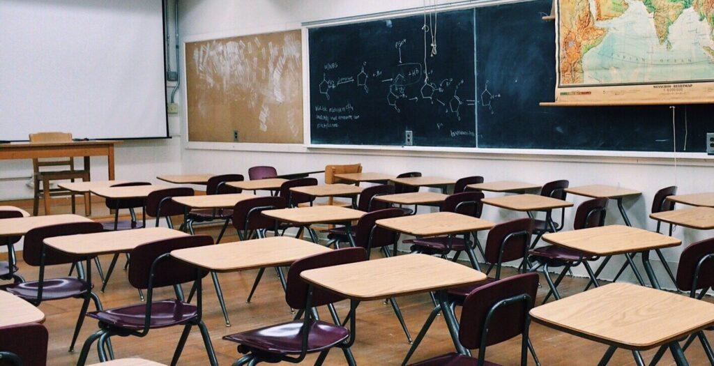 Ik mocht weer naar school... Help!